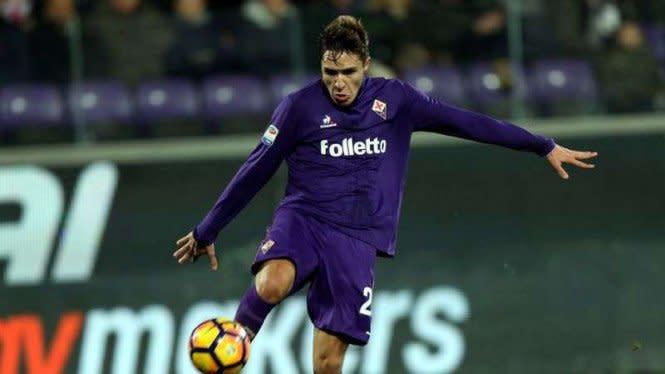Federico Chiesa, Winger Serba Bisa yang Bikin Pirlo dan Ronaldo Girang