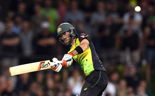 Australia's Glenn Maxwell has struggled for runs in recent games for Australia and in the IPL