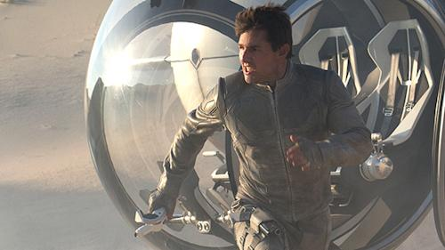 Third 'Oblivion' trailer reveals more mysteries and lots of special effects magic