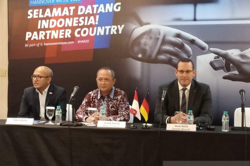 Indonesia menjadi negara mitra Hannover Messe 2020