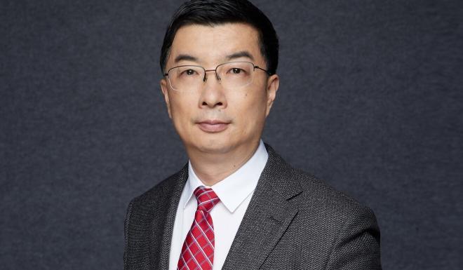 Frank Jiang Ningjun, chairman of Shanghai-based cancer drugs developer CStone Pharmaceuticals. Photo: Handout