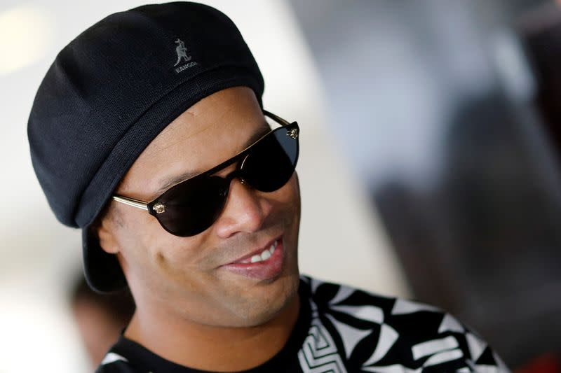 Paraguay judge rules Ronaldinho can go free after months-long detention