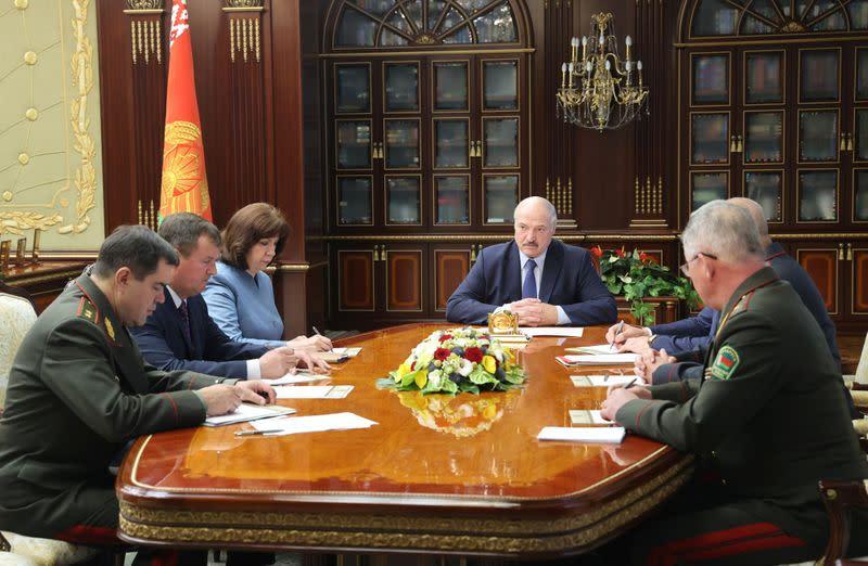 Russia and Belarus at odds over arrest of suspected mercenaries