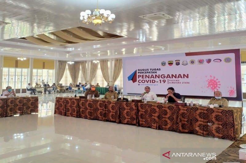 Gubernur Sumut copot Dirut Tirtanadi karena rapornya merah
