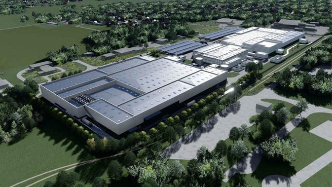 Persiapan Masa Depan, Grup Peugeot dan Total Kerjasama Bangun Pabrik Baterai
