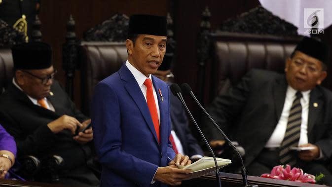 Jokowi Tegaskan Kemerdekaan Palestina di Sidang Umum ke-75 PBB