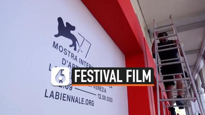 VIDEO: Festival Film Internasional Venesia akan Segera Digelar
