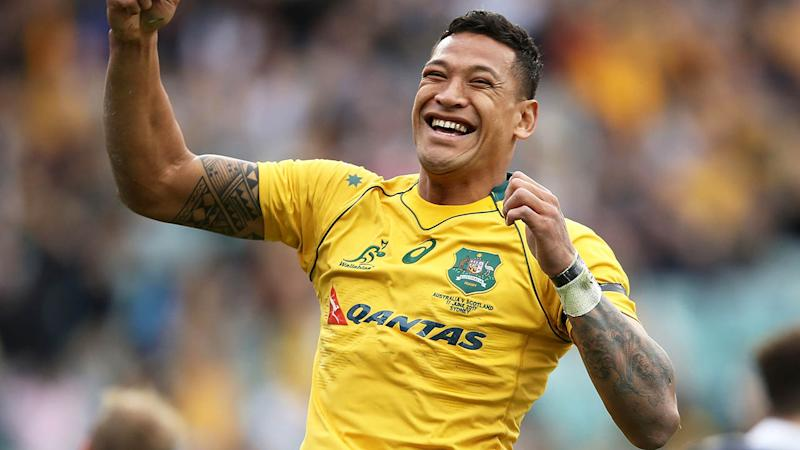 Israel Folau's code of conduct panelists named