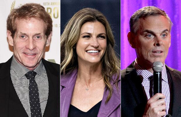 ESPN Talent That Jumped to Fox Sports, From Erin Andrews to Skip Bayless (Photos)