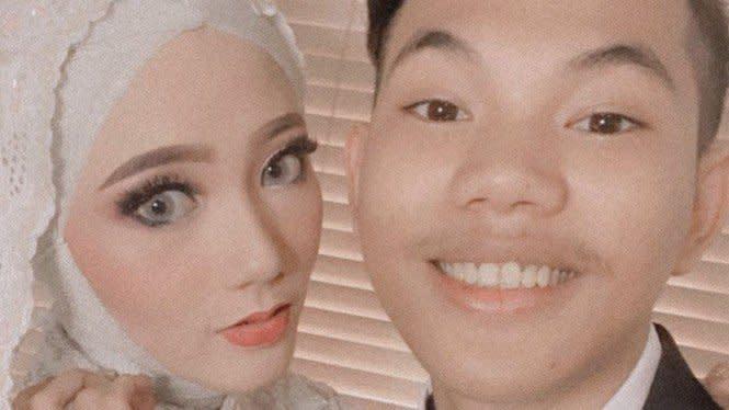 Istri Hamil, Penyanyi Tegar Siap Jadi Ayah di Usia 18 Tahun