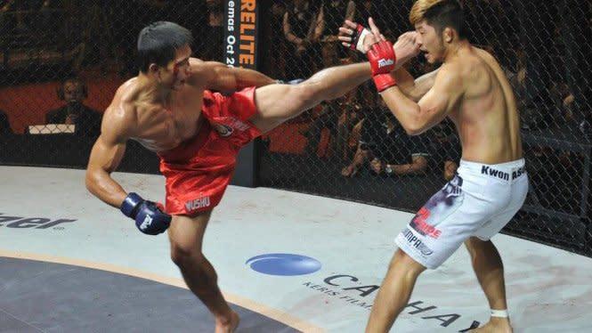 Corona Masih Menggila di ASEAN, ONE Championship Mau Gelar Pertarungan