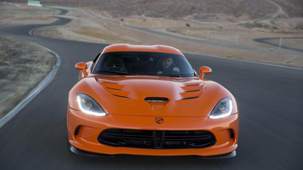 2014 SRT Viper TA, when too much is just enough: Motoramic Drives