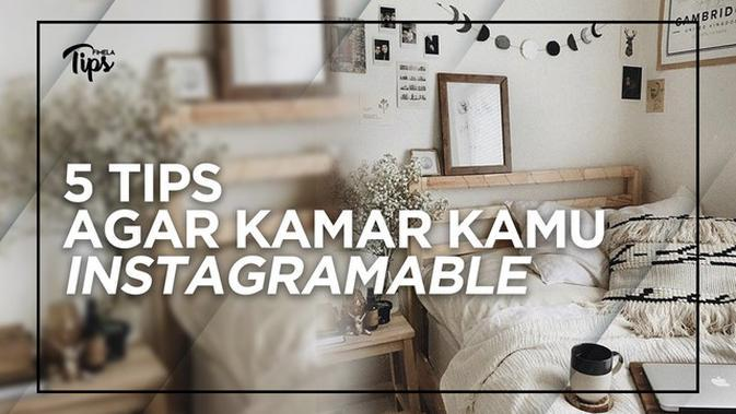 5 Tips Agar Kamar Kamu Instagramable