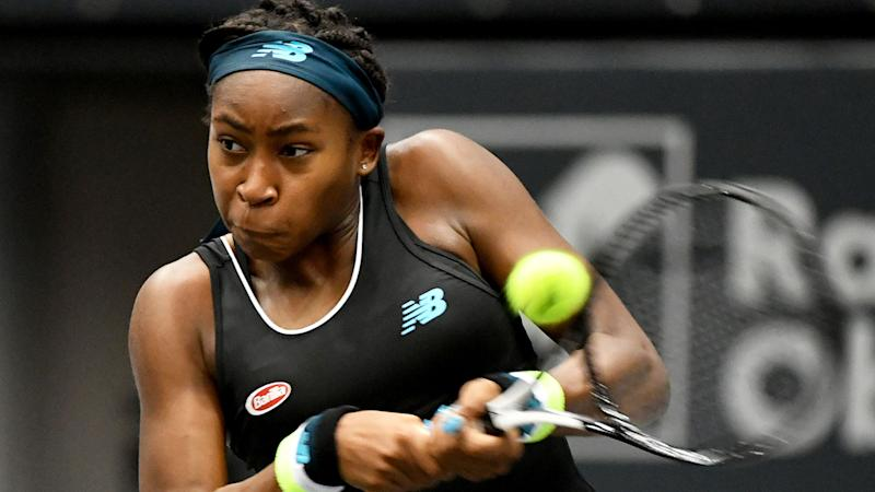 Gauff youngest to reach quarterfinals in 15 years — WTA roundup