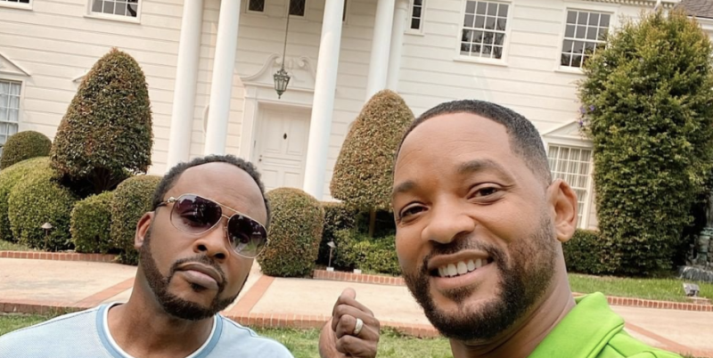 Photo credit: Will Smith / Instagram