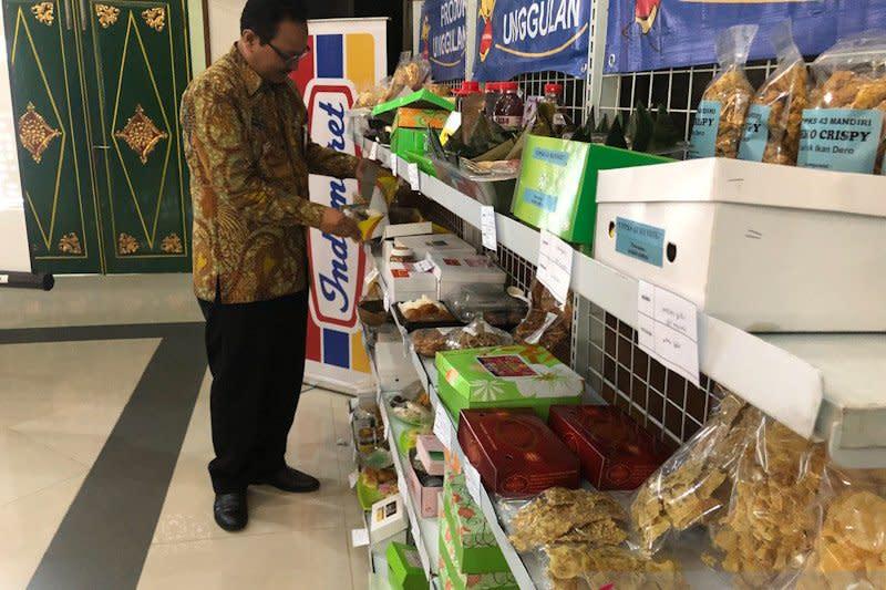 Kue basah UMKM Yogyakarta akan masif dipasarkan di minimarket dan mall
