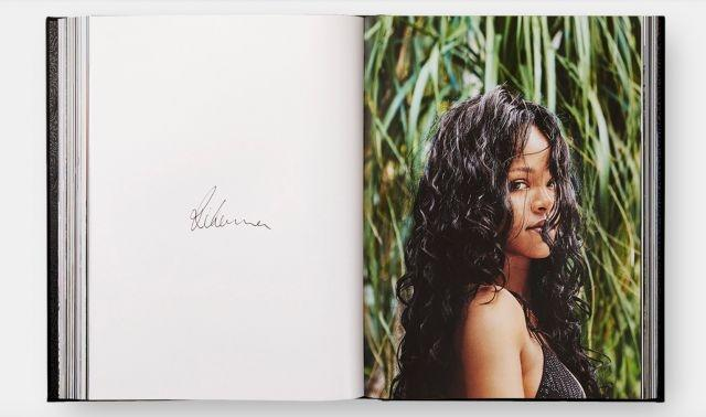 Rihanna 39 s visual autobiography book dropping this week