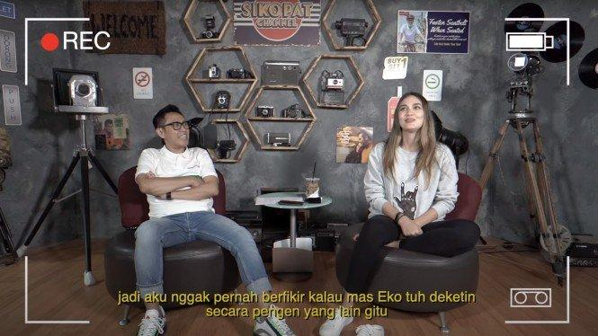 Terungkap, Eko Patrio Pernah Naksir Luna Maya