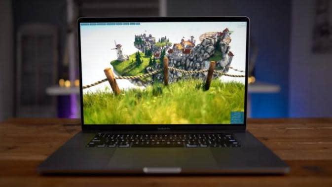MacBook Bakal Dilengkapi Pro Mode?