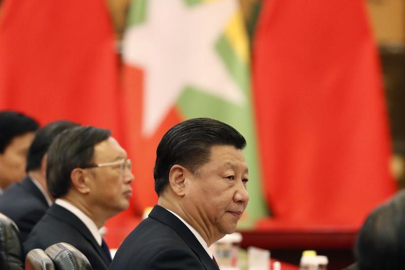 Presiden China ke Myanmar untuk kunjungan kenegaraan penting