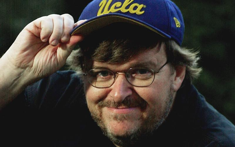 The film was produced by Bowling for Columbine director Michael Moore