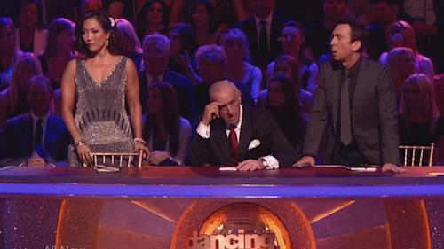 'DWTS' Ballroom Stunned by Unexpected Elimination