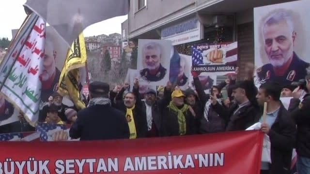 伊朗民族英雄遭美狙殺! 誓報仇「川普的血無法抵命」