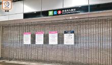 西九高鐵站關閉逾七個月