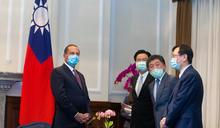 【Live】美衛生部長阿札爾同台陳時中 見證簽署「衛生合作備忘錄」