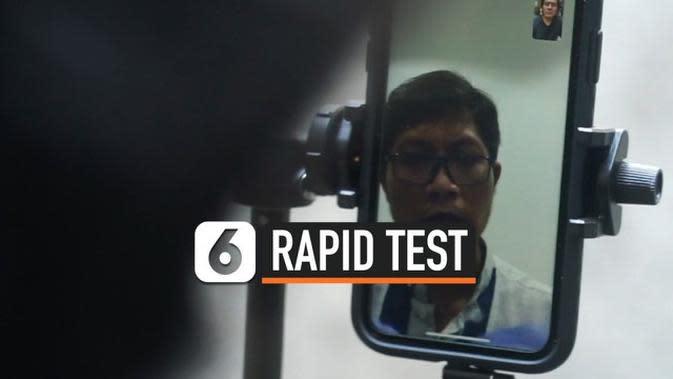 VIDEO: Pakar Biologi Molekuler Ingatkan Kelemahan Rapid Test