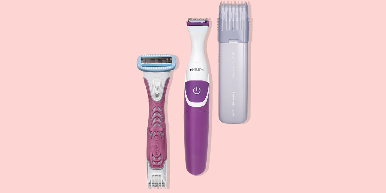 "<p>Summertime means swimsuit season, which means you may want to clean up stray hairs that poke out of your bikini line. There are plenty of different <a href=""//www.goodhousekeeping.com/beauty/anti-aging/a38588/hair-removal-guide-2/"" target=""_blank"">hair removal options</a> at your disposal — <a href=""https://www.goodhousekeeping.com/beauty-products/g27119507/best-waxing-at-home-kits/"" target=""_blank"">waxing</a>, sugaring, <a href=""//www.goodhousekeeping.com/beauty-products/g31004034/best-epilators/"" target=""_blank"">epilating</a>, even <a href=""https://www.goodhousekeeping.com/beauty/anti-aging/g32585275/best-at-home-laser-hair-removal/"" target=""_blank"">lasering</a> — but good ol' fashioned shaving or trimming is typically the most accessible (and least intimidating!) method. </p><p>The best shave really comes down to the tool you're using and how you're using it. <a href=""https://www.goodhousekeeping.com/beauty-products/videos/a36899/inside-the-good-housekeeping-beauty-lab/"" target=""_blank"">The Good Housekeeping Institute Beauty Lab</a> has tested all kinds of hair removers, from <a href=""https://www.goodhousekeeping.com/beauty-products/g27119507/best-waxing-at-home-kits/"" target=""_blank"">waxes</a> to <a href=""https://www.goodhousekeeping.com/beauty-products/g4834/best-razors-refillable-disposable/"" target=""_blank"">razors</a>, and solicited unbiased feedback from a panel of testers all over the nation to find the best of the best. While we've never tested bikini trimmers specifically, we've rounded up the best picks based on top ratings, vetted by our experts who know <em>everything</em> about body hair removal.<em></em></p><p>Below, the best bikini trimmers to get the job done but before you get started, top advice from dermatologists and <a href=""https://www.goodhousekeeping.com/beauty-products/videos/a36899/inside-the-good-housekeeping-beauty-lab/"" target=""_blank"">the Good Housekeeping Institute Beauty Lab</a> for shaving delicate hairs down there (whether you're planning to take it all off or just clean up the edges). </p><h2 class=""body-h2"">First, trim the right way. </h2><ul><li><strong>Shave with hair growth.</strong> ""In general I recommend that people try to shave in one direction,"" says  <a href=""https://keck.usc.edu/faculty-search/nada-elbuluk/"" target=""_blank"">Nada Elbuluk</a>, M.D., board-certified dermatologist and clinical associate professor of dermatology at USC. ""That direction should be in the direction of the hair growth."" Going against the grain may seem like it results in a closer shave, but it also makes you more susceptible to razor burn and ingrowns. </li><li><strong>""Try to avoid repeatedly going over the same area</strong> as this can increase irritation,"" says Elbuluk. Smooth on shaving cream beforehand to reduce friction and get the smoothest shave possible.</li><li><strong>Be sure to rinse the blades often</strong>. ""This will prevent hair and shaving cream from clogging up the area between blades,"" says Danusia Wnek, chemist at the Good Housekeeping Beauty Lab.</li></ul><h2 class=""body-h2"">Know how to prevent ingrown hairs.</h2><p>We've probably all tried shaving delicate areas only to end up with angry, irritated ingrown hairs peeping through. What you may not know is there are some tricks for achieving your smoothest shave possible — and avoiding annoying ingrowns. </p><p>""For those with curly hair or who are more prone to ingrown hairs, I recommend trying to use a single razor or a razor with less blades,"" says Elbuluk. ""Also for those who tend to get ingrown hairs, one can use a <a href=""https://www.goodhousekeeping.com/beauty/anti-aging/a30982749/what-is-salicylic-acid/"" target=""_blank"">salicylic acid</a> wash in the area to help with exfoliating the skin prior to shaving.""</p><h2 class=""body-h2"">Practice proper shaving hygiene.</h2><p>Don't share your razor or trimmer! They easily spread infections, even between family members. Also, you can keep your blades sharp (and prevent irritation!) by getting fresh blades.  ""Razors should be replaced regularly to achieve an optimal shave,"" says Wnek. If you use a razor regularly, try for every two weeks. Trimmers can last longer, but be sure to look at your specific trimmer's recommendations for when to get fresh blades.<br></p>"
