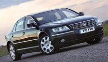 2008 Volkswagen Phaeton