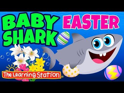 "<p>If your kid's been playing ""Baby Shark"" on a loop for weeks, this will give you something that's just different enough to enjoy for the Easter season. </p><p><a href=""https://www.youtube.com/watch?v=_ODaID0n3Jo"">See the original post on Youtube</a></p>"
