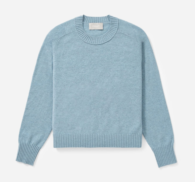 The ReCashmere Vintage Crew by Everlane