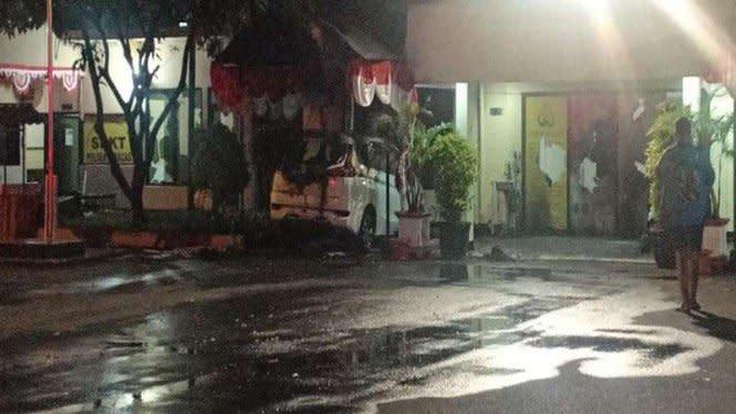 Kapolda Metro: Polsek Ciracas Diserang 100 Orang