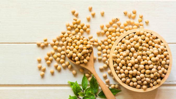 Kacang Kedelai / Sumber: iStockphoto