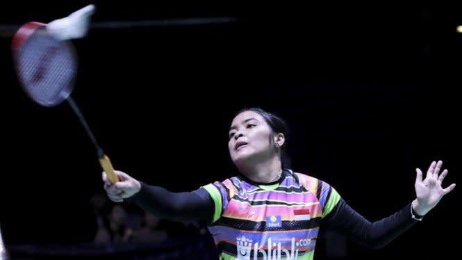 Pak Wiranto Lihatlah, Tunggal Putri RI Babak Belur Lagi di China Open