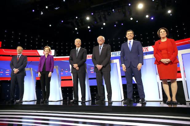 7th Democratic Debate