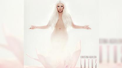 Christina Aguilera Debuts Her Nude 'Lotus' Album Cover Art