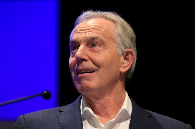'Shocking': Blair, Major chide UK plan to breach international law