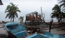 182年來最強大颶風!「約塔」重擊尼加拉瓜
