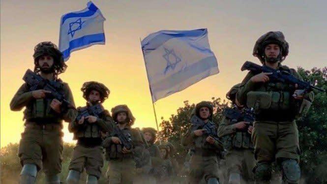 Tentara Israel Serang Kelompok Bersenjata Suriah di perbatasan Golan