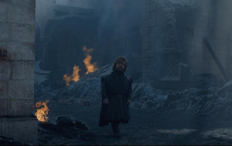 New images and a teaser hint at the devastating aftermath of Dany's temper tantrum. Photo: HBO