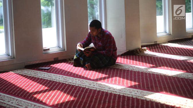 Pemain Muda Persib Fokus Tadarus Al-Quran di Bulan Ramadan
