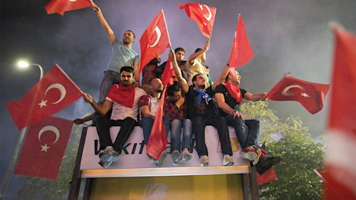 Twitter Plays Unprecedented Role in the Turkish Uprising