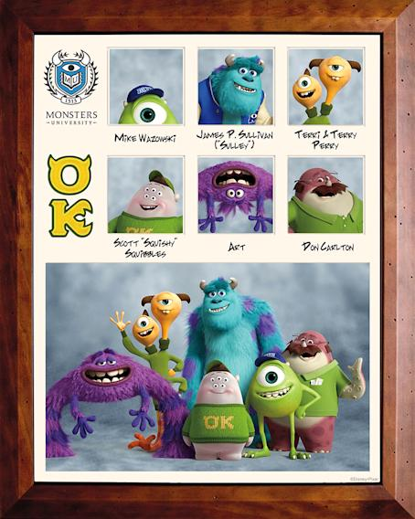 Monsters University Stills