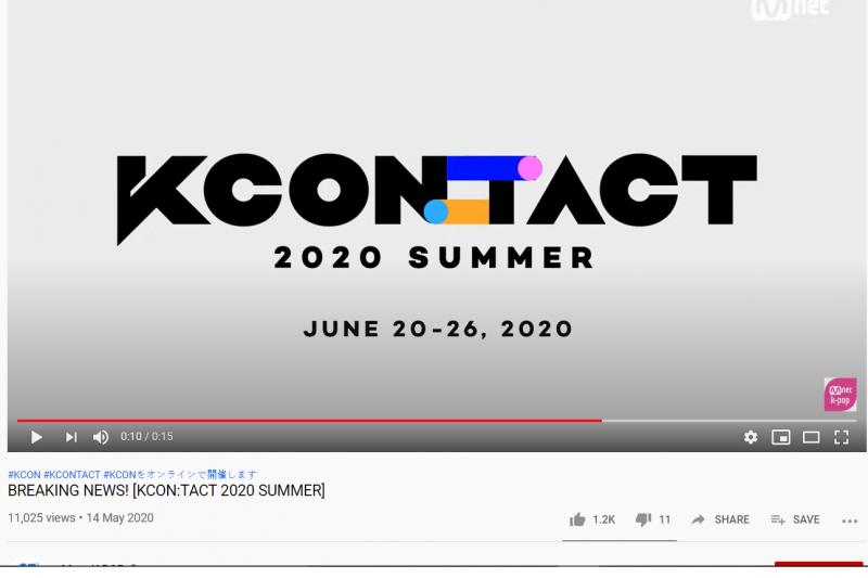 """KCON: TACT 2020 Summer"" akan disiarkan di Shopee secara gratis"