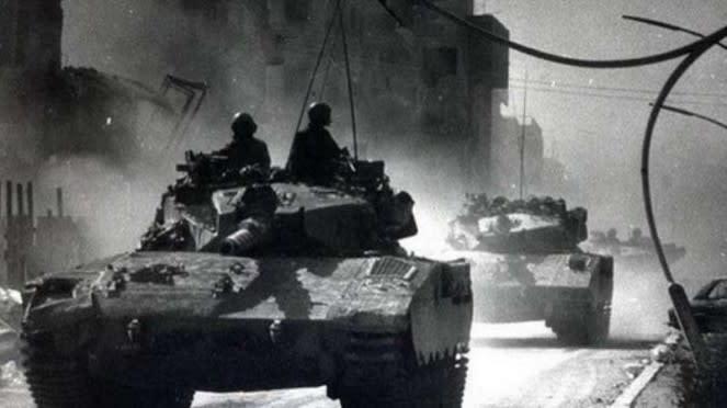 VIVA Militer: Tank Merkava Israel.