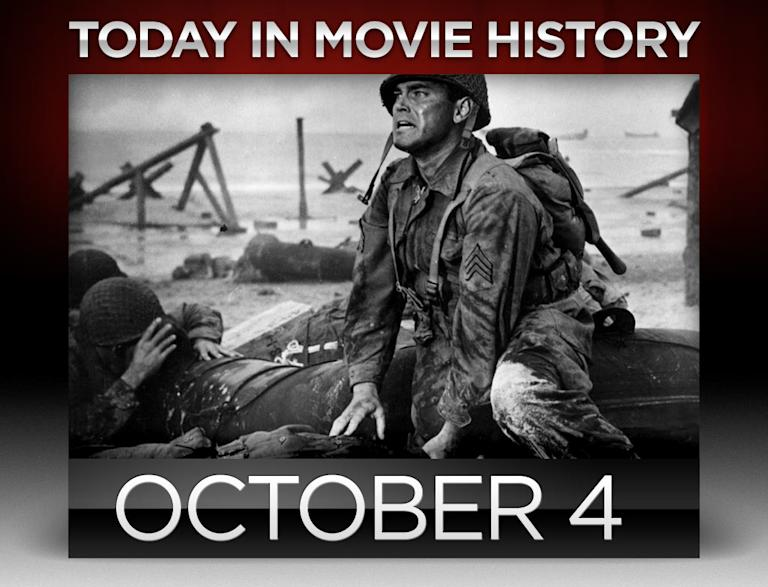 today in movie history, october 4