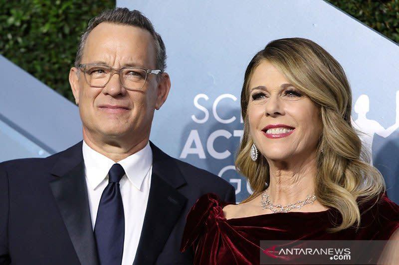 Tom Hanks dan istri disebut terjangkit virus corona di Amerika